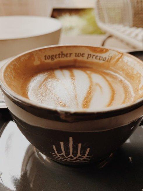 A Prevail Latte
