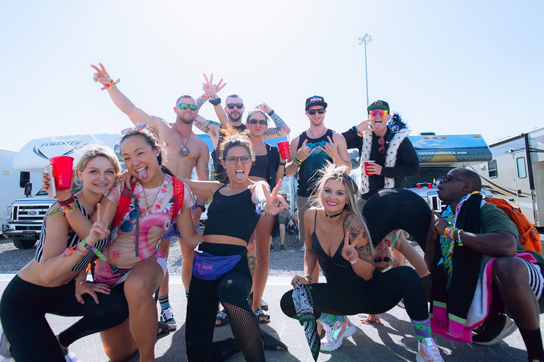 Is Electric Daisy Carnival Las Vegas missed us?