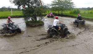 Bali ATV Ride adventure | The Bali Package