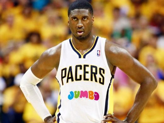 Indiana Pacers - JUMBO