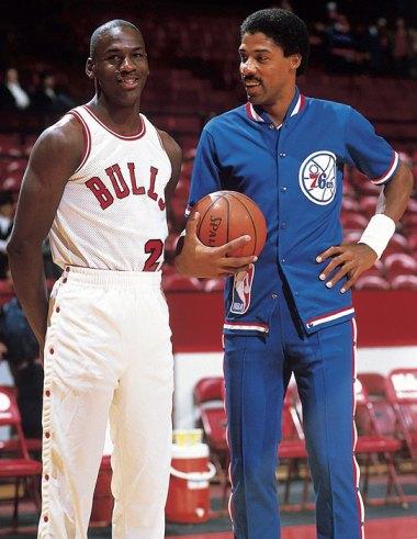 MJ - Dr. J