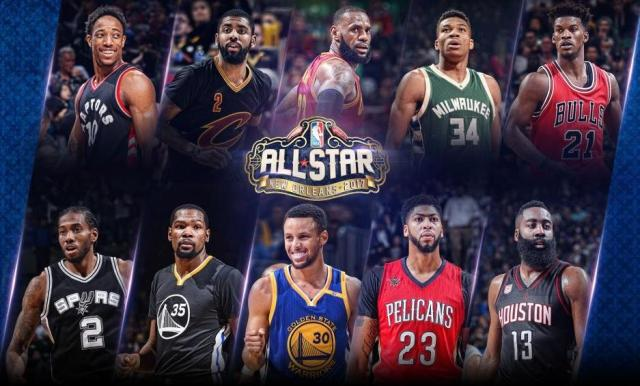 all star starters