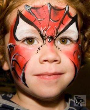spiderman-face-paint-singapore