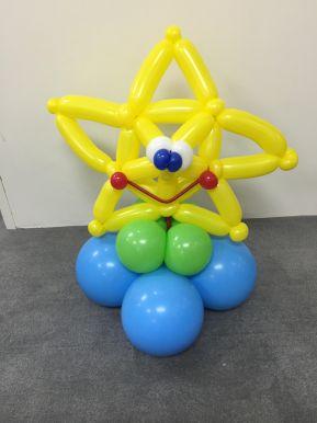 balloon-starfish-sculpture-singapore