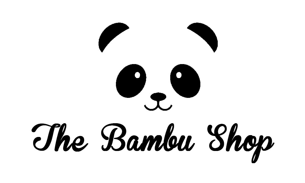 The Bambu Shop logo, Panda bear