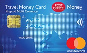 post office travel money card review