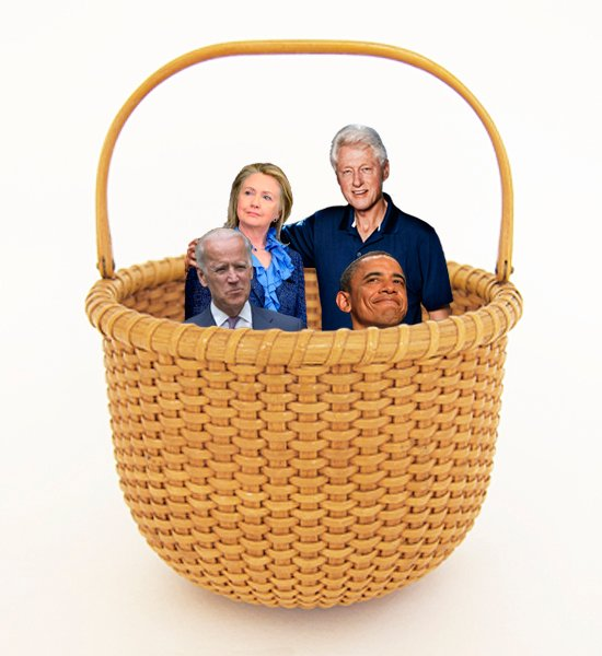 basket deplorable