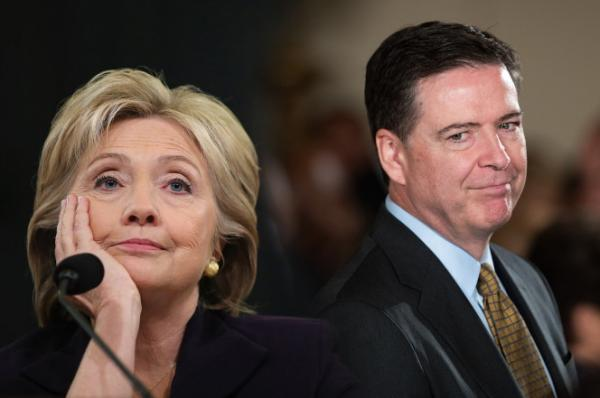 FBI's Comey Regrets Hillary Clinton's Birthday Present Arrived Late