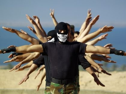 ISIS Cheer Squad Rated Worst in World for Third Straight Year