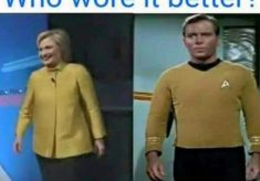 Pantsuit Industry Decimated in Wake of Hillary Loss