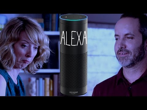 "Liberals Turn to ""Alexa"" For Answers on Stopping Trump Inauguration"