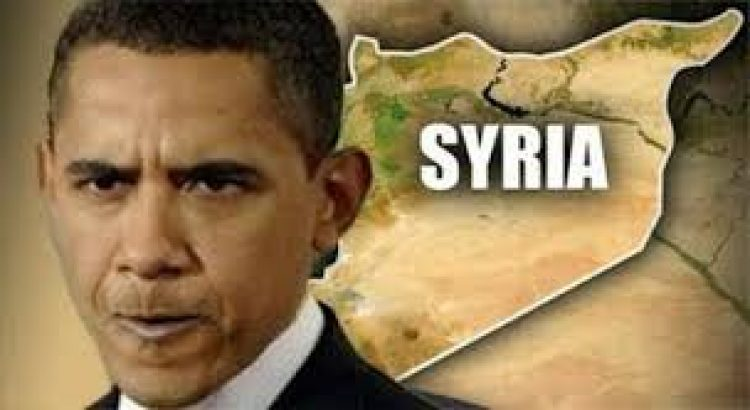 Syria Strike Reminds World What a P*$$y Obama Was