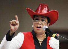 "Dem Rep Fredericka Wilson on Being a Jackass: ""This Isn't My First Rodeo"""