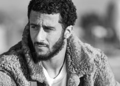 Kaepernick to Protest Not Being Named 2017's Sexiest Man Alive