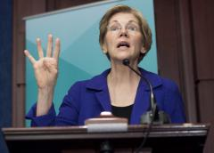 Elizabeth Warren's DNA Test Reveals She's 82.6% Liar