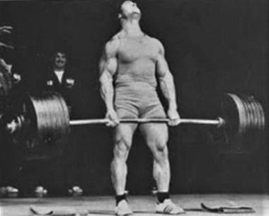 Franco Columbu strength