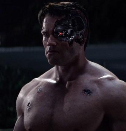 Arnold CGI