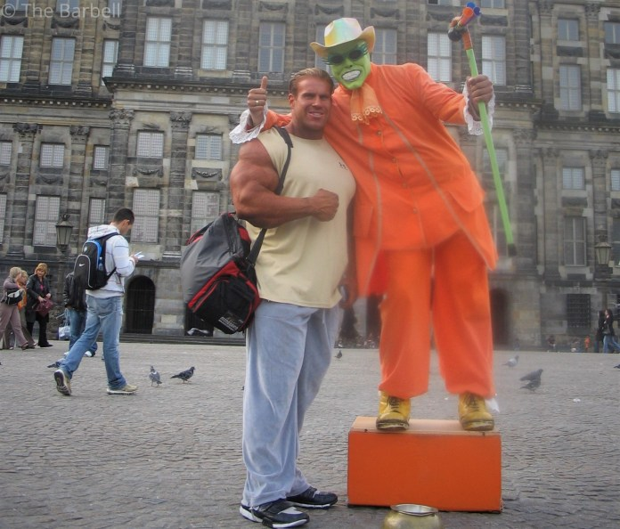 Jay in Amsterdam