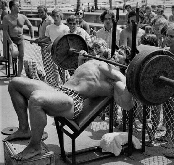 How Strong Was Arnold The Barbell