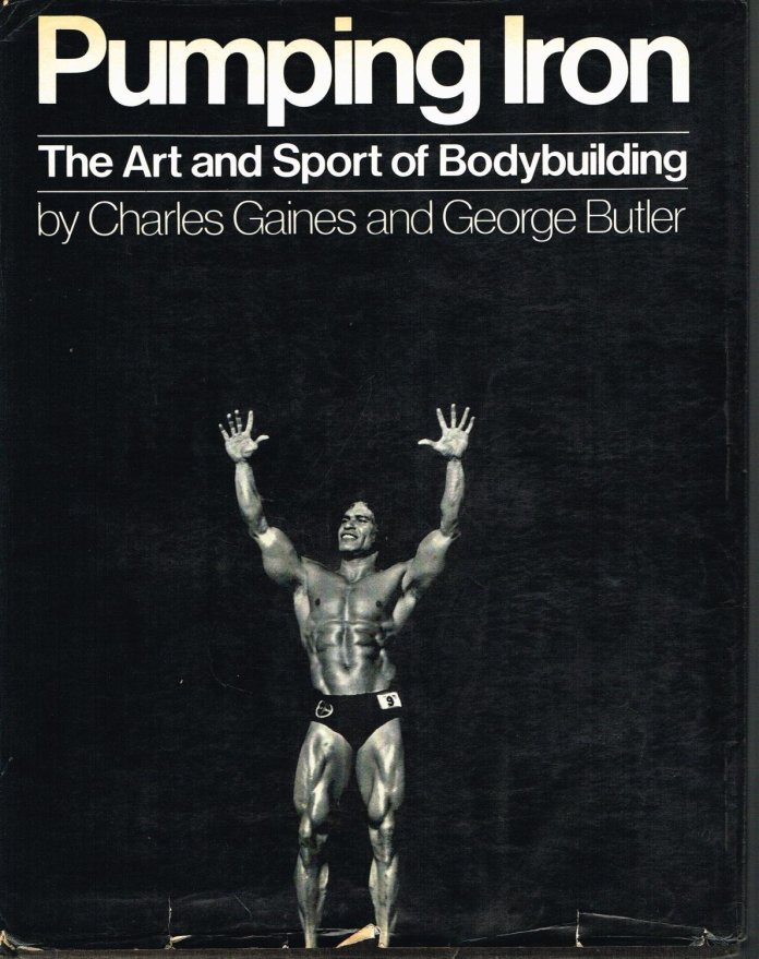 Pumping Iron book cover
