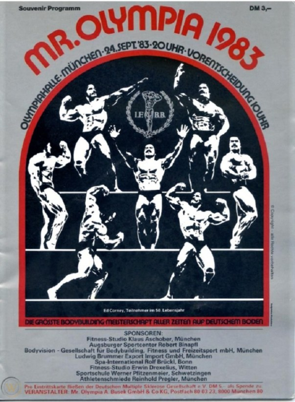 1983 Mr. Olympia