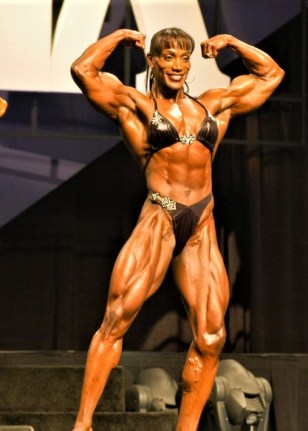 Lenda Murray 2002 Ms. Olympia