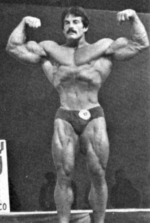MIke Mentzer 1978 Mr. Universe