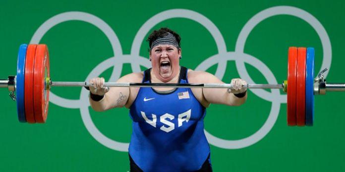 Sarah Robles Tokyo Olympics weightlifting