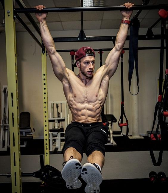 hanging leg raise best ab exercises
