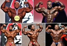 2021 Mr. Olympia preview
