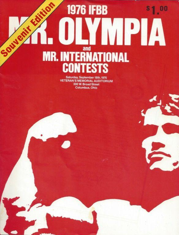 1976 Mr. Olympia