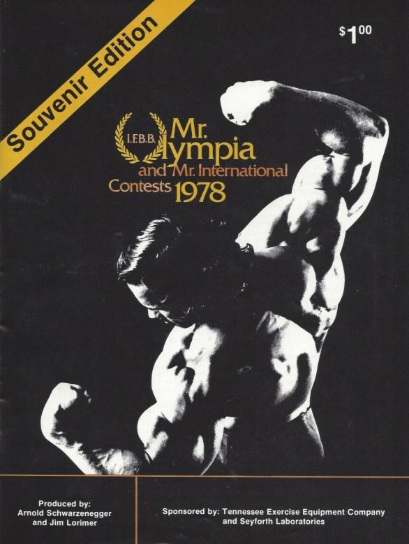 1978 Mr. Olympia