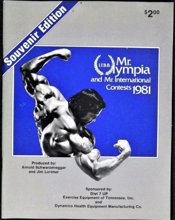 1981 Mr. Olympia