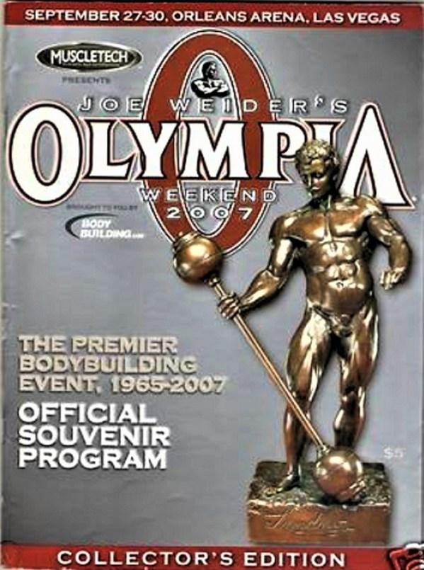 2007 Olympia