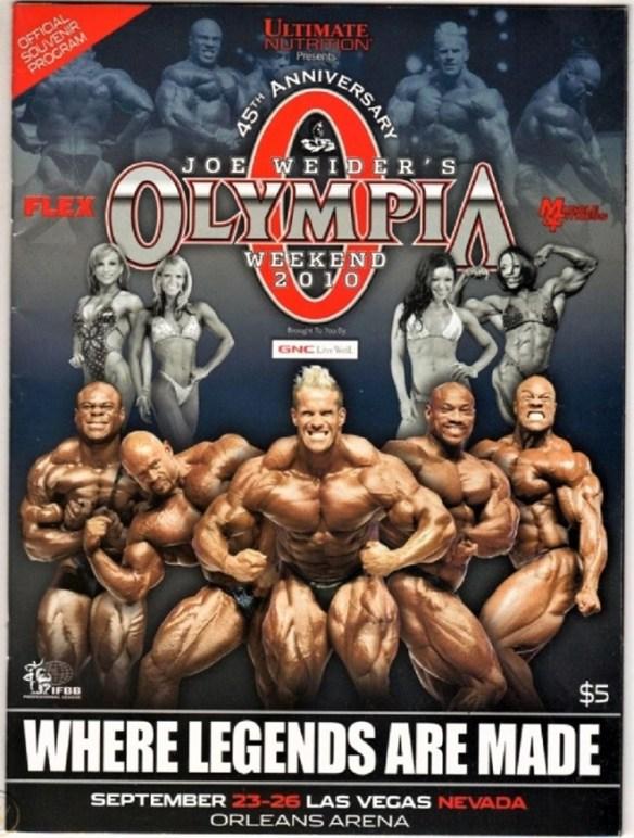 2010 Olympia