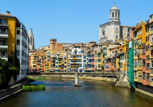 Onyar River - Things to do in Girona