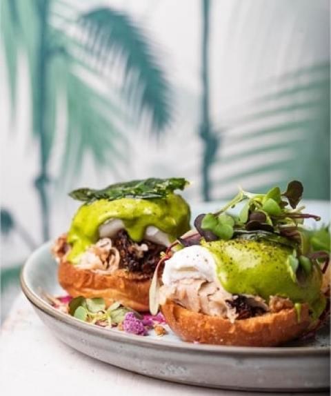 The Benedict Lab - Best Brunch Restaurants in Barcelona