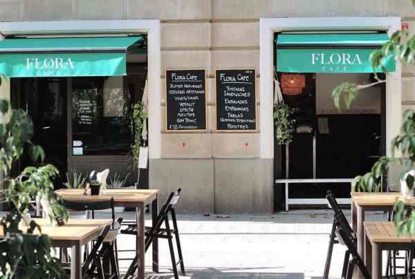 Flora Cafe Barcelona