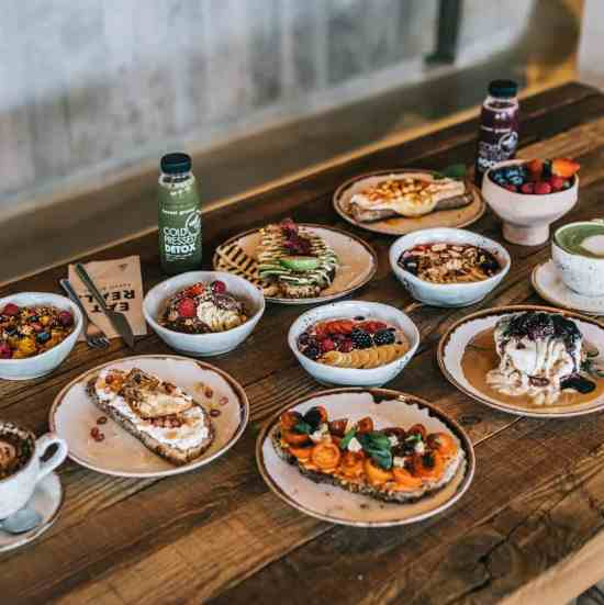 Honest Greens - best brunch Restaurants Barcelona