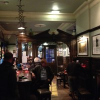 Sandy Bell's: the perfect pub on Referendum Eve