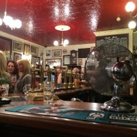 "The Bow Bar: a surprisingly ""new"" traditional pub"