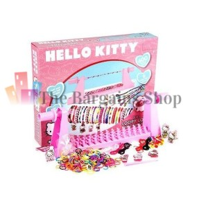 Hello Kitty Loom Band Braid Kit