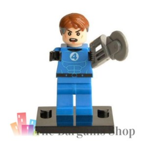Block Minifigure Mr Fantastic