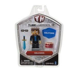 Tube Heroes Ssundee Figure