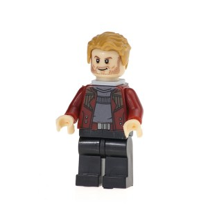 Block Minifigure Peter Quill