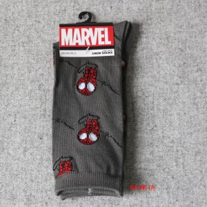 Bioworld Crew Socks Spiderman
