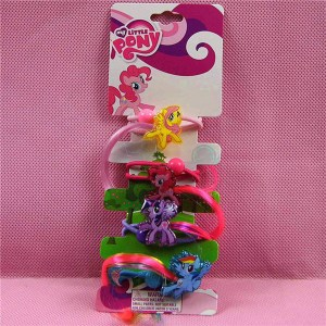 My Little Pony Hair Bands