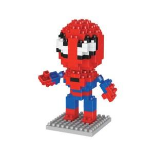 Micro Blocks Superheroes Spiderman