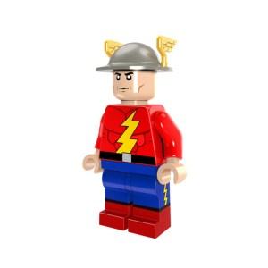 Block Minifigure Flash 3