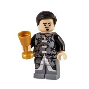 Block Minifigure Little Finger